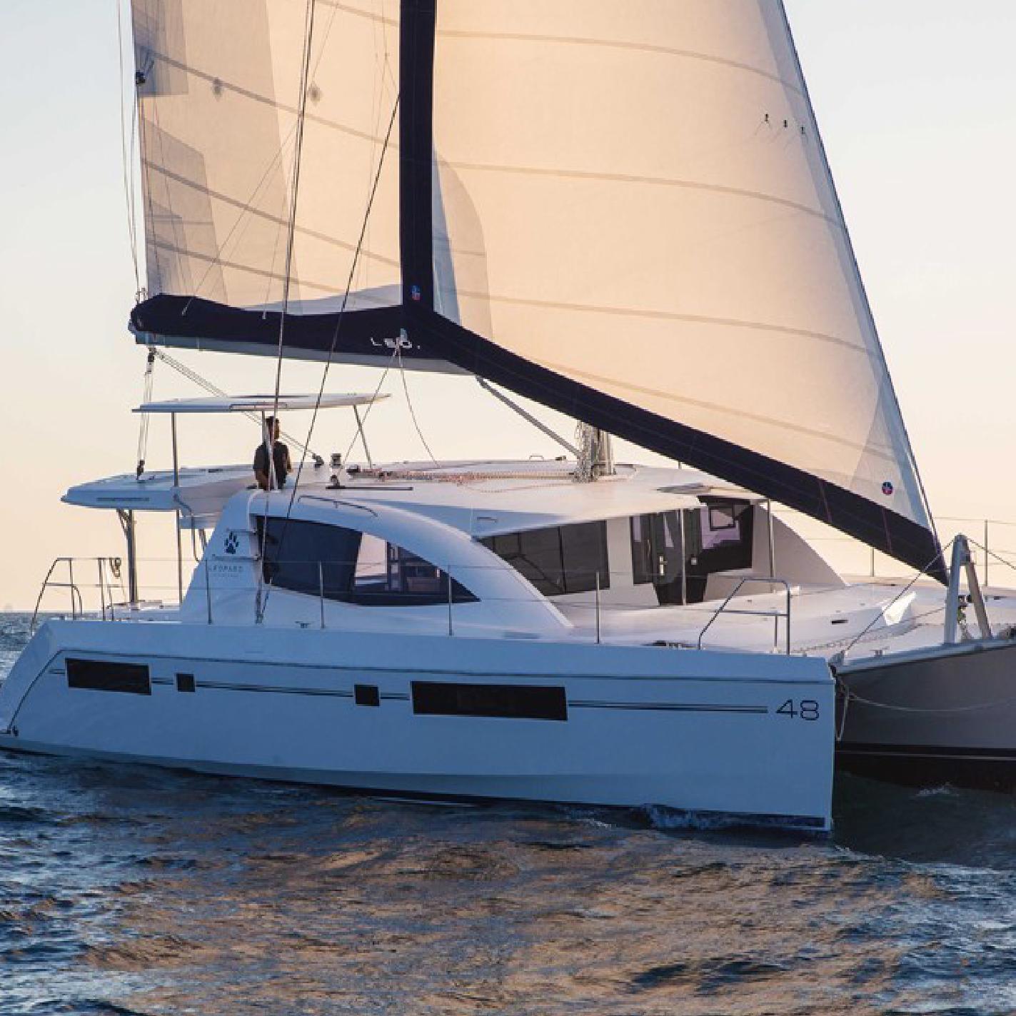 Sail Ionian Yacht Leopard 48