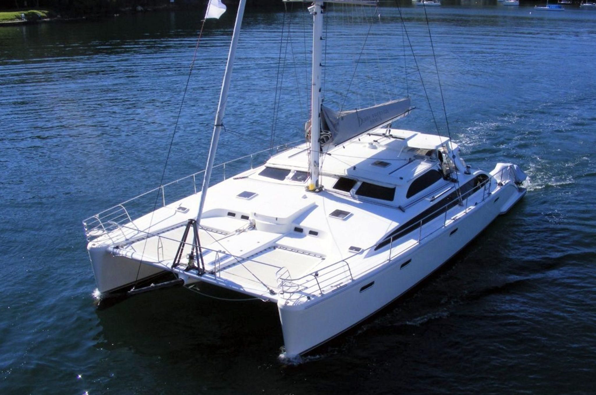 Sail Ionian Yacht PHOENIX XI 62ft