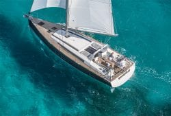 Crewed Charter in the Grenadines