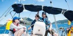 RYA Sea School and Yacht Charter