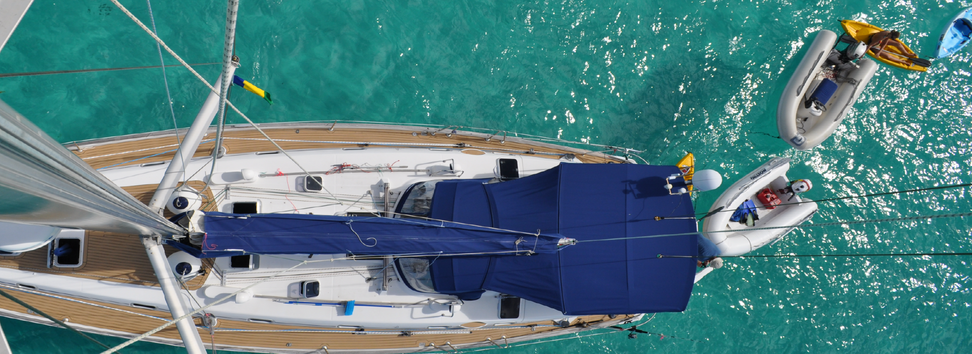 Sail Ionian Yacht Blue Spirit (50ft)