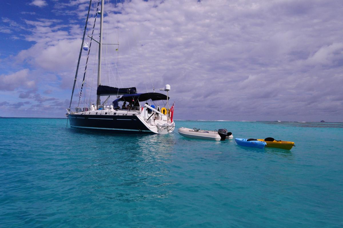 Sail Ionian Yacht Beneteau 50