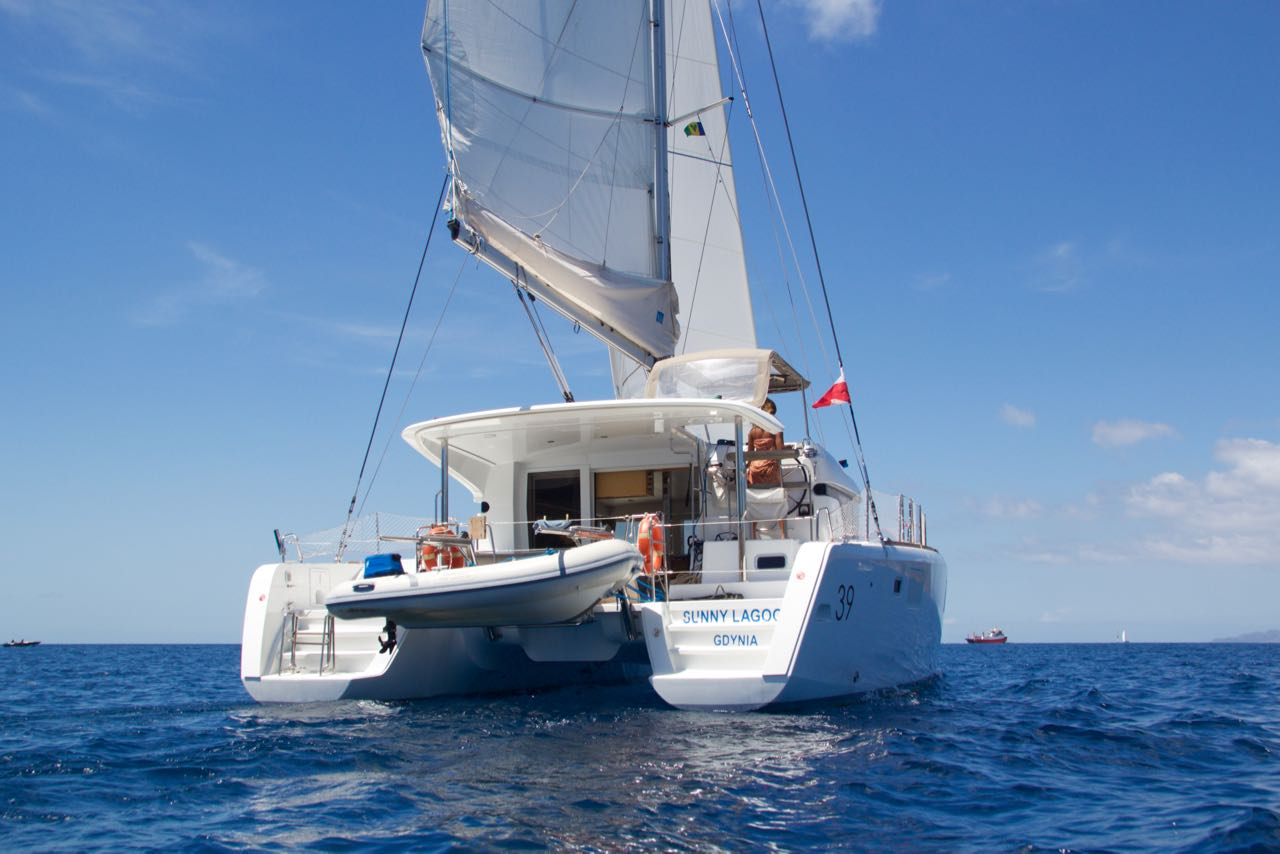Sail Ionian Yacht Lagoon 39