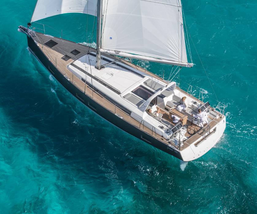 Sail Ionian Yacht Beneteau Oceanis 55