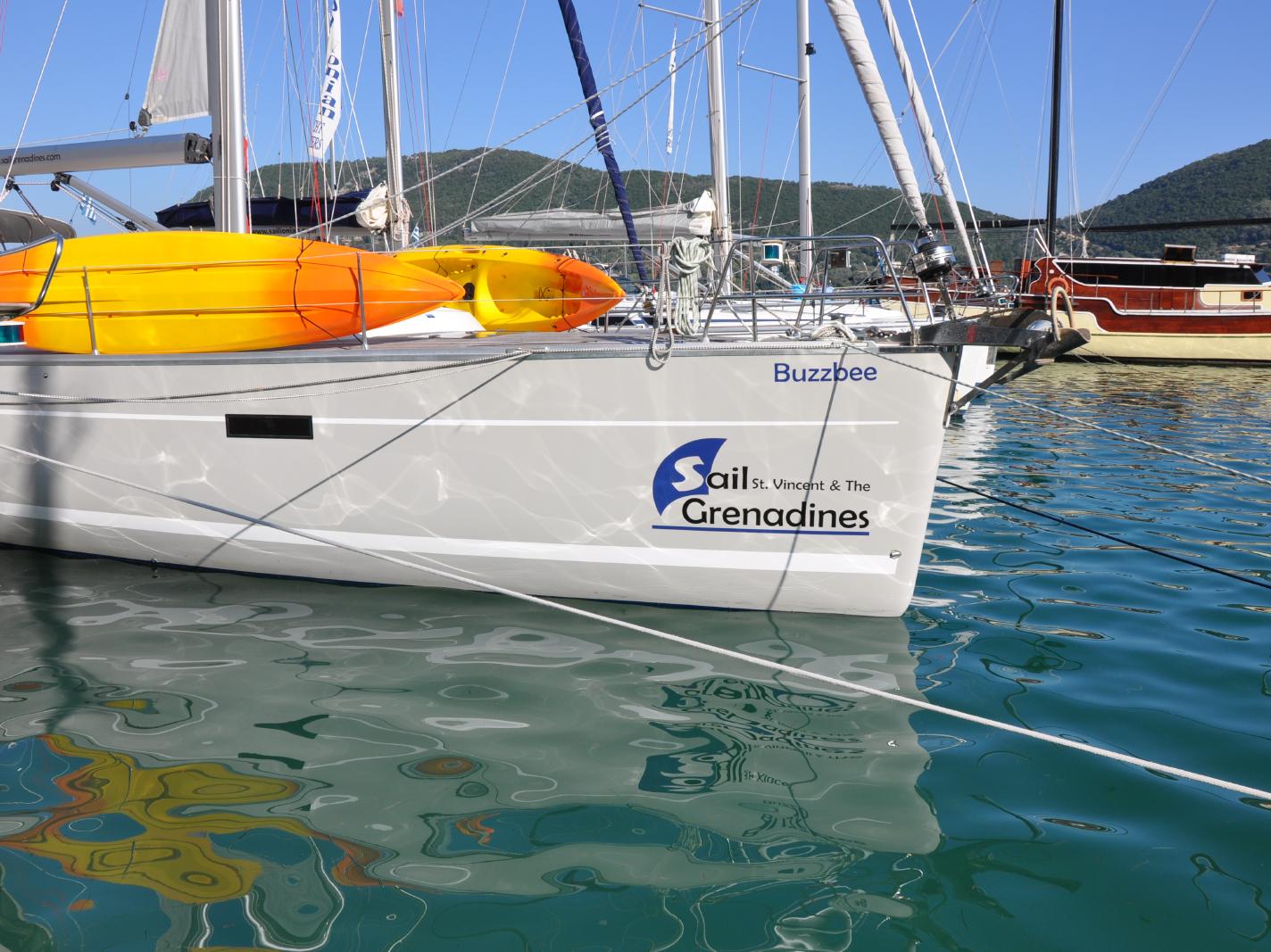 Sail Ionian Yacht Bavaria 45