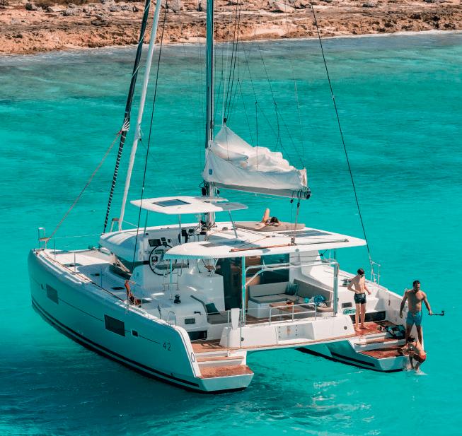 Sail Ionian Yacht Lagoon 42 2017