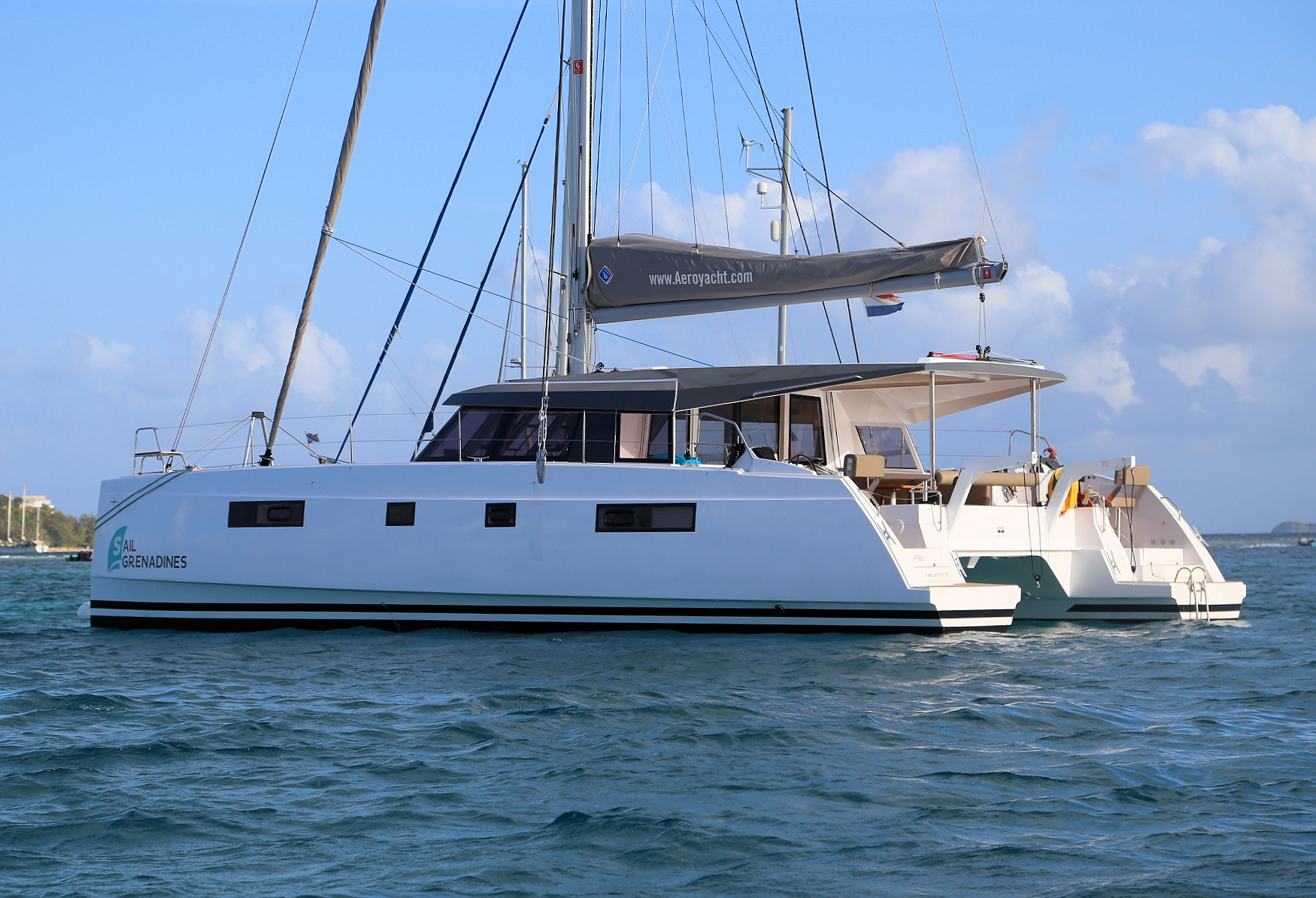 Sail Ionian Yacht 46ft Open : FLO