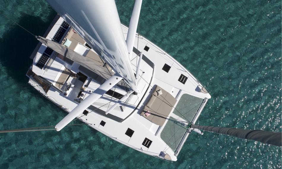 Sail Ionian Yacht Saona 47