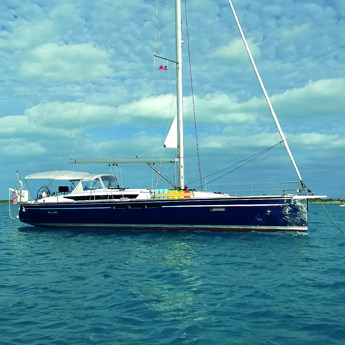 Sail Ionian Yacht Dauntless (52ft)