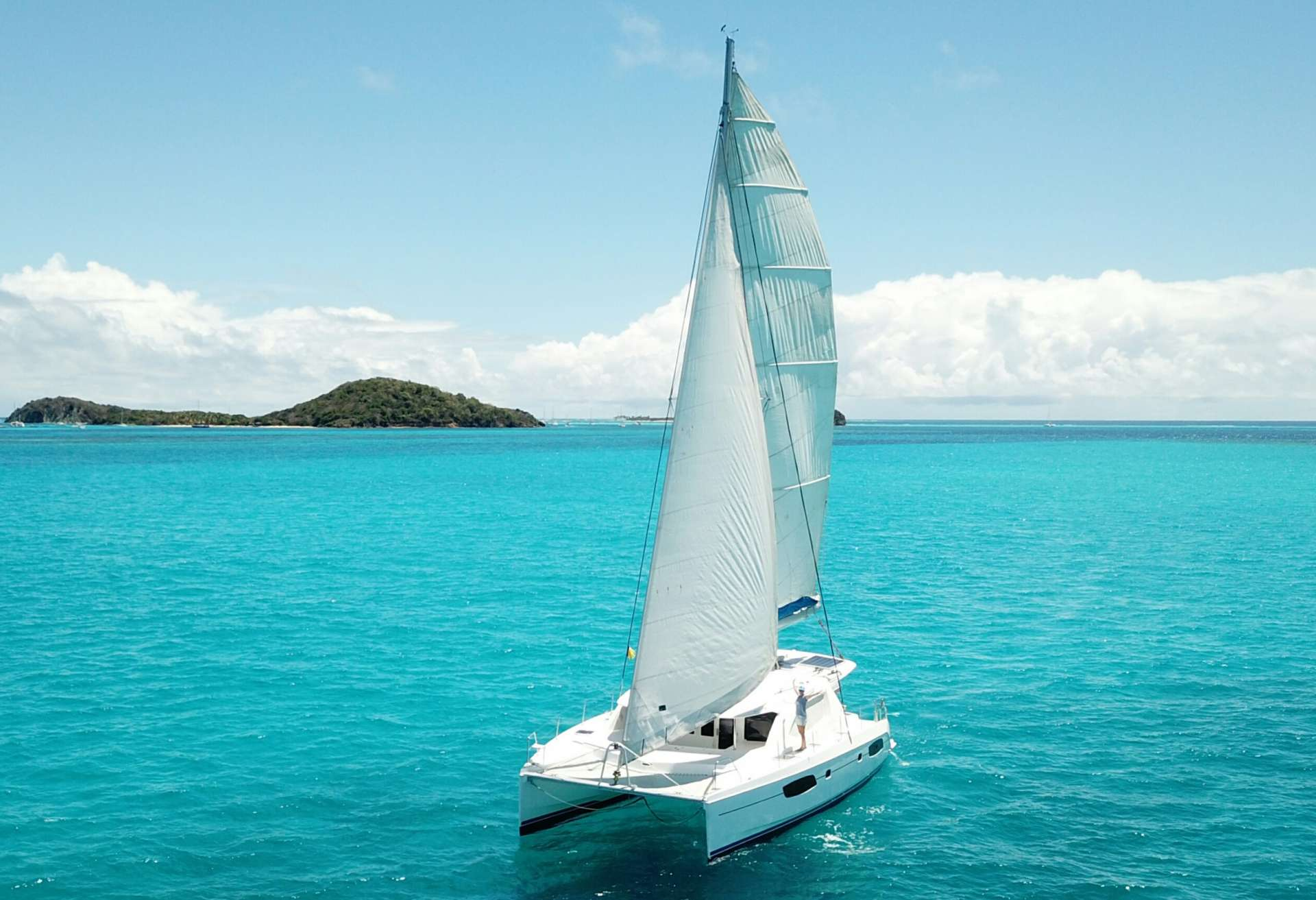 Sail Ionian Yacht GROOVY (44ft)
