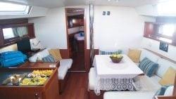 Oceanis 45 Saloon 2