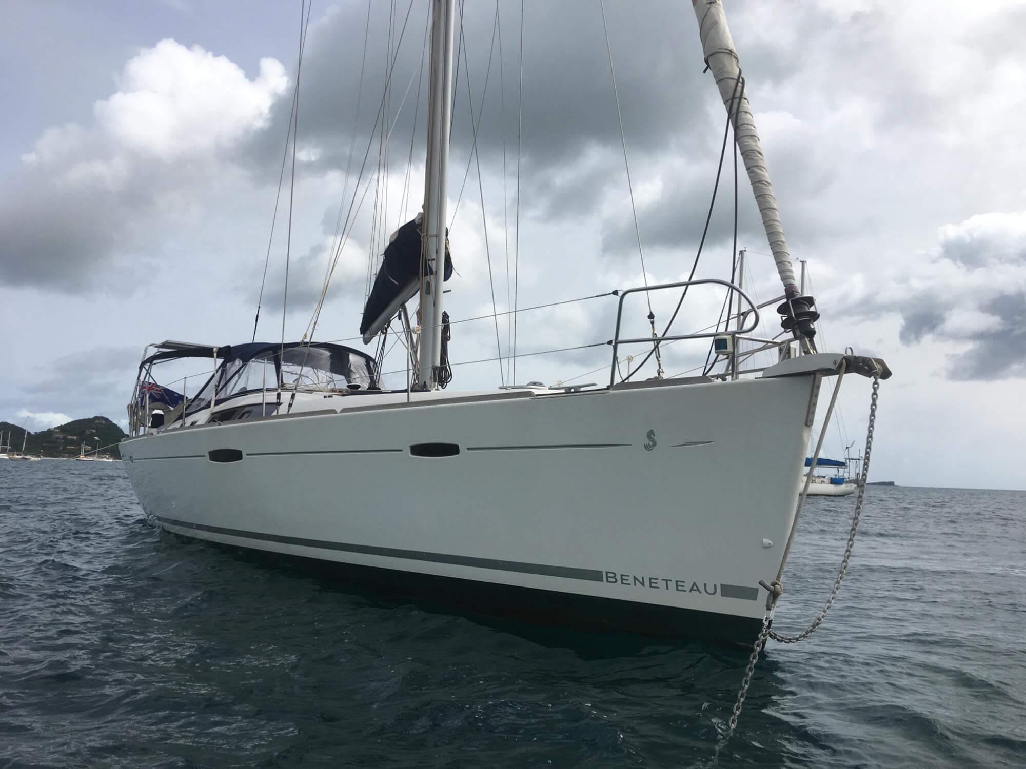 Sail Ionian Yacht MONASTRELL (45ft)