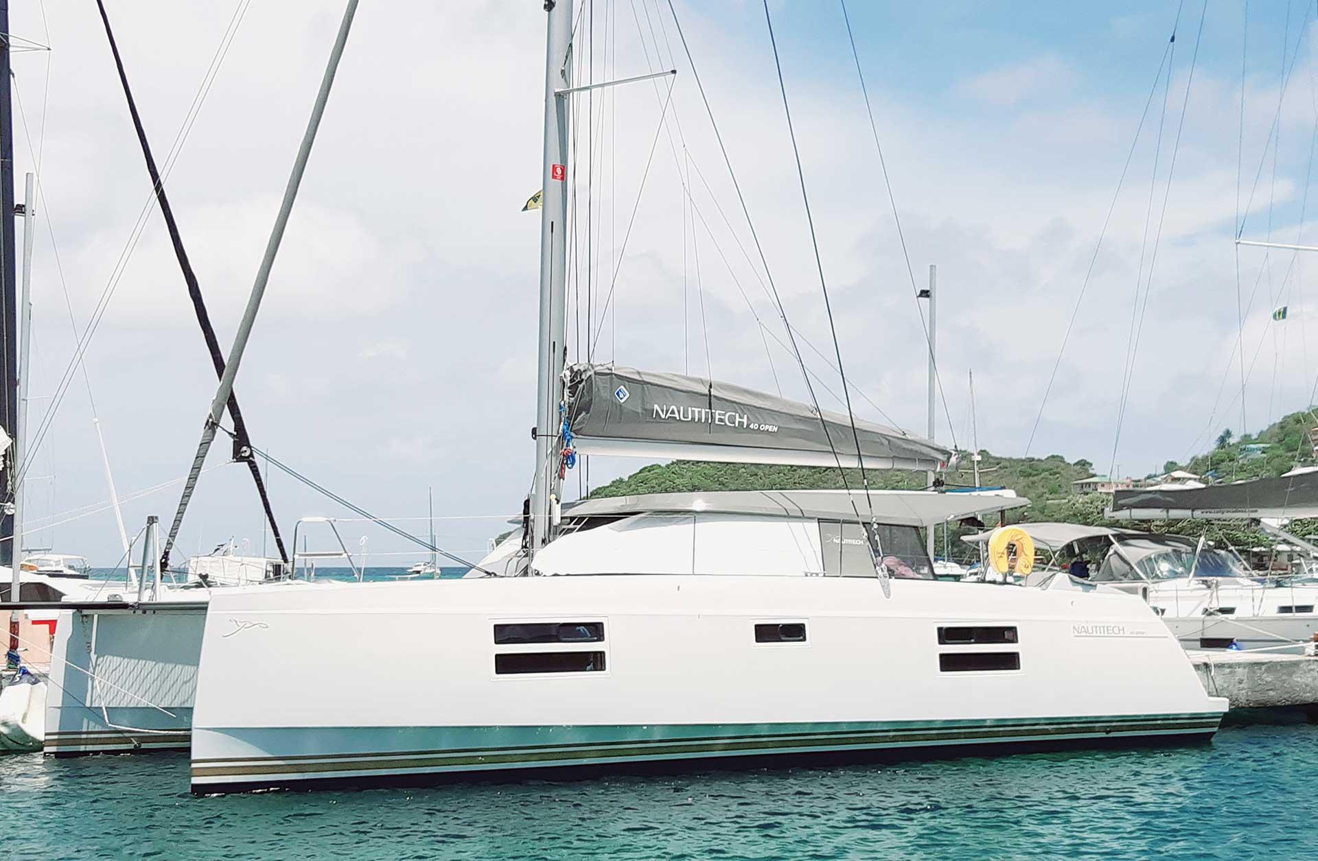Sail Ionian Yacht Nautitech Open 40 (3 Cabins)