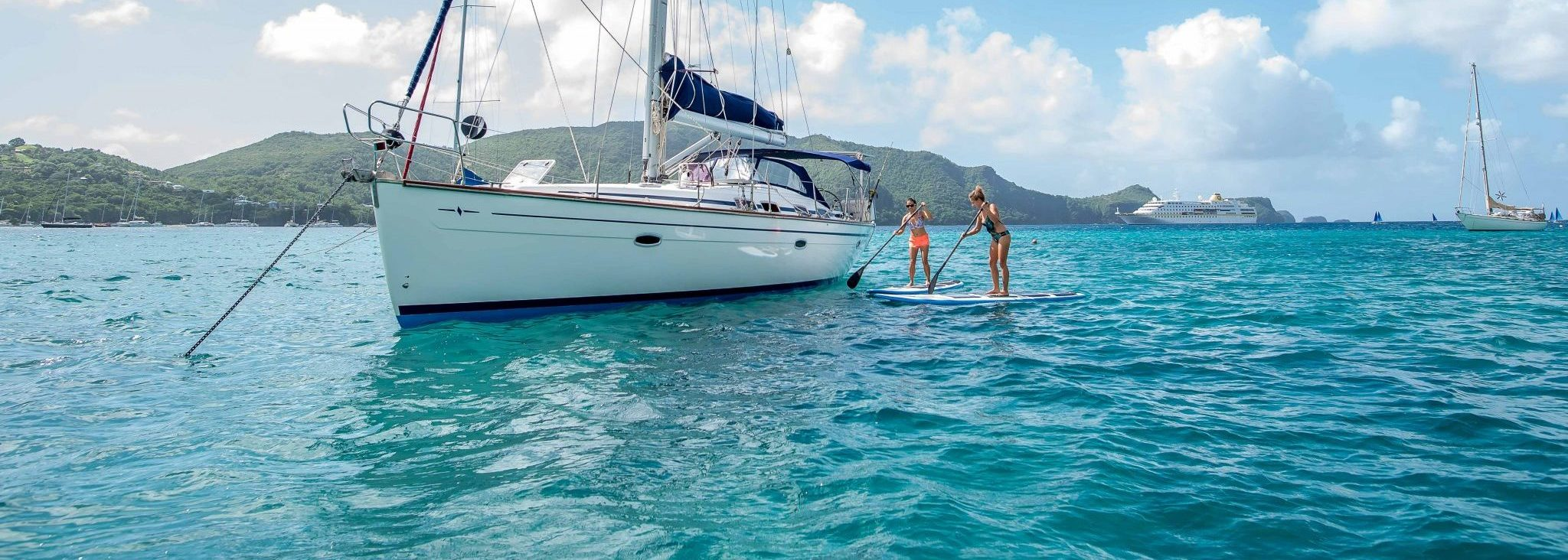Sail Ionian Yacht LAZY TRAVELS (46 ft.)