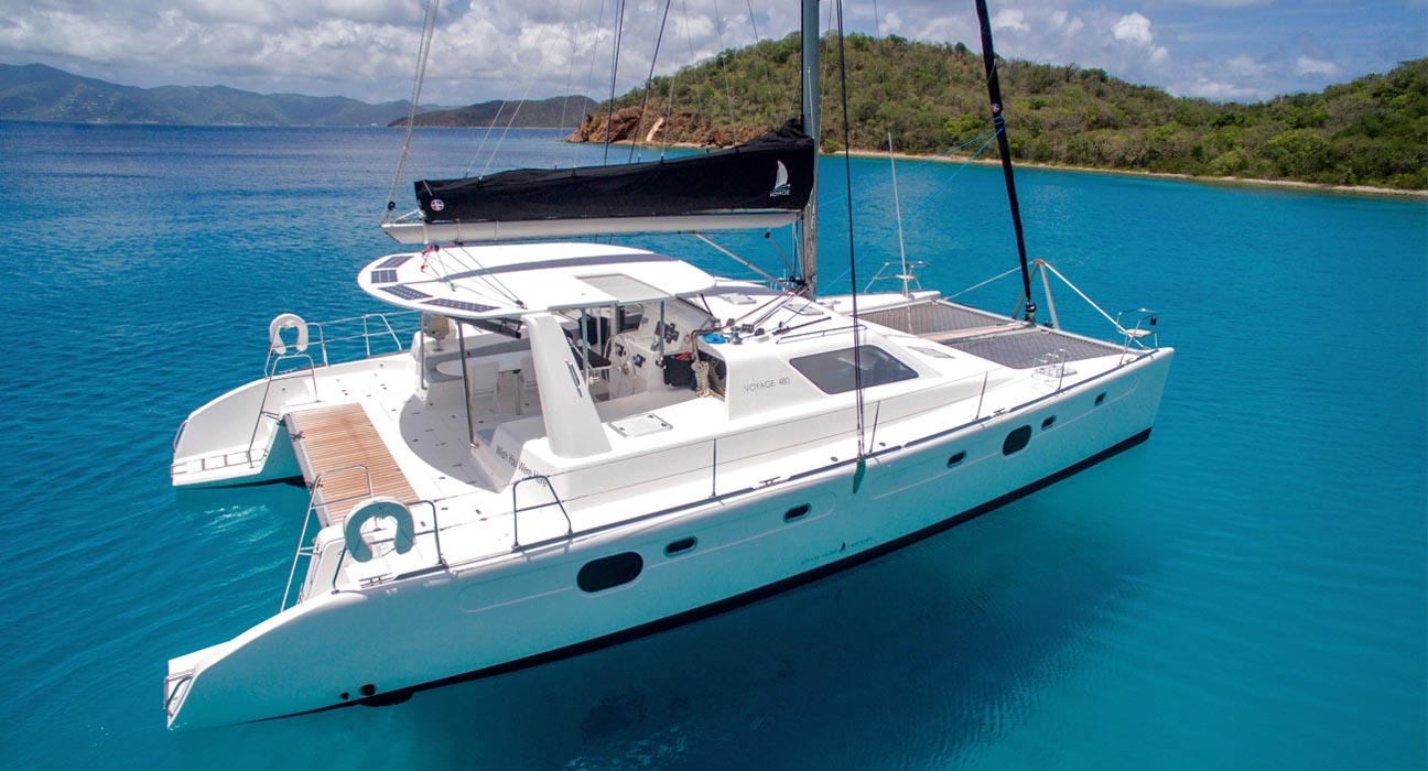 Sail Ionian Yacht Voyage 480