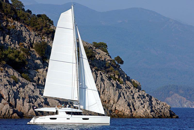 Sail Ionian Yacht Exodus (58ft)