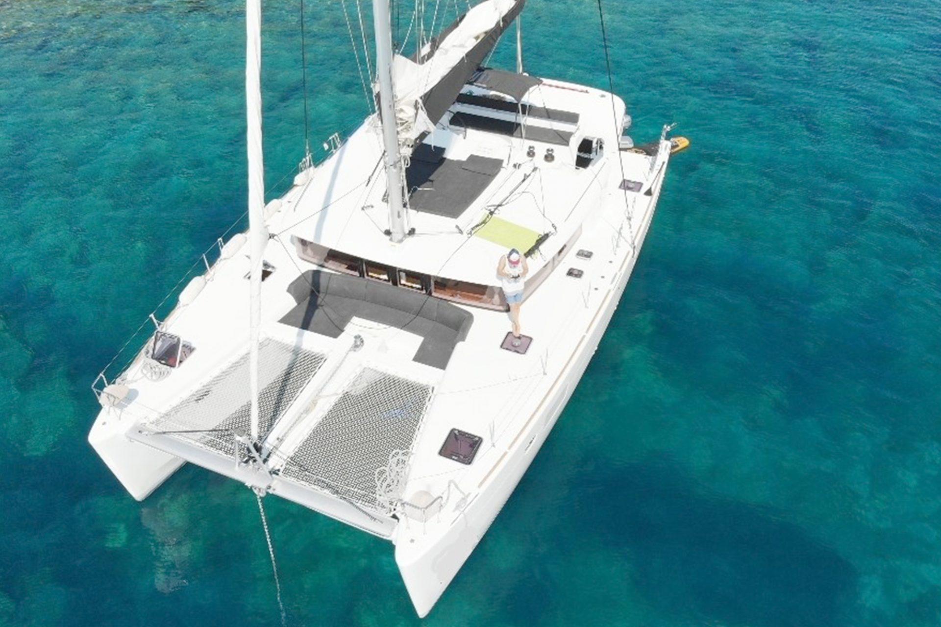 Sail Ionian Yacht Lagoon 45F 2017