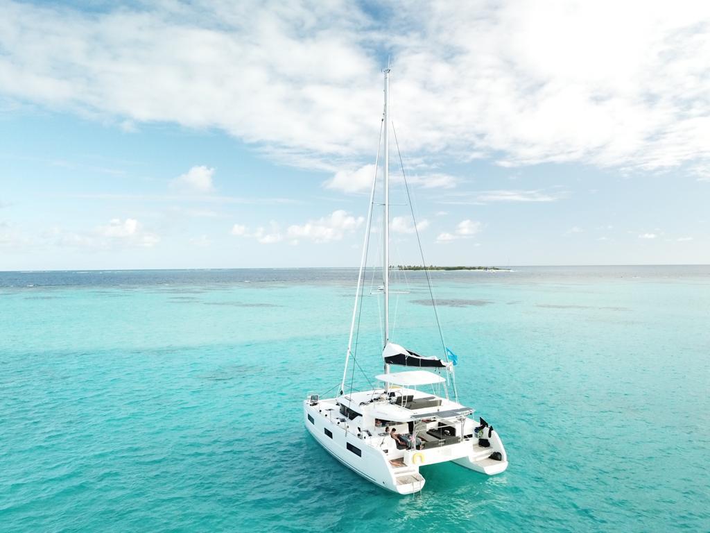 Sail Ionian Yacht SG Lagoon (46ft)