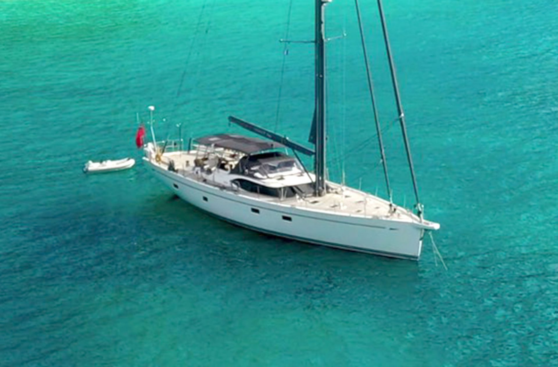 Sail Ionian Yacht Oyster 82.5