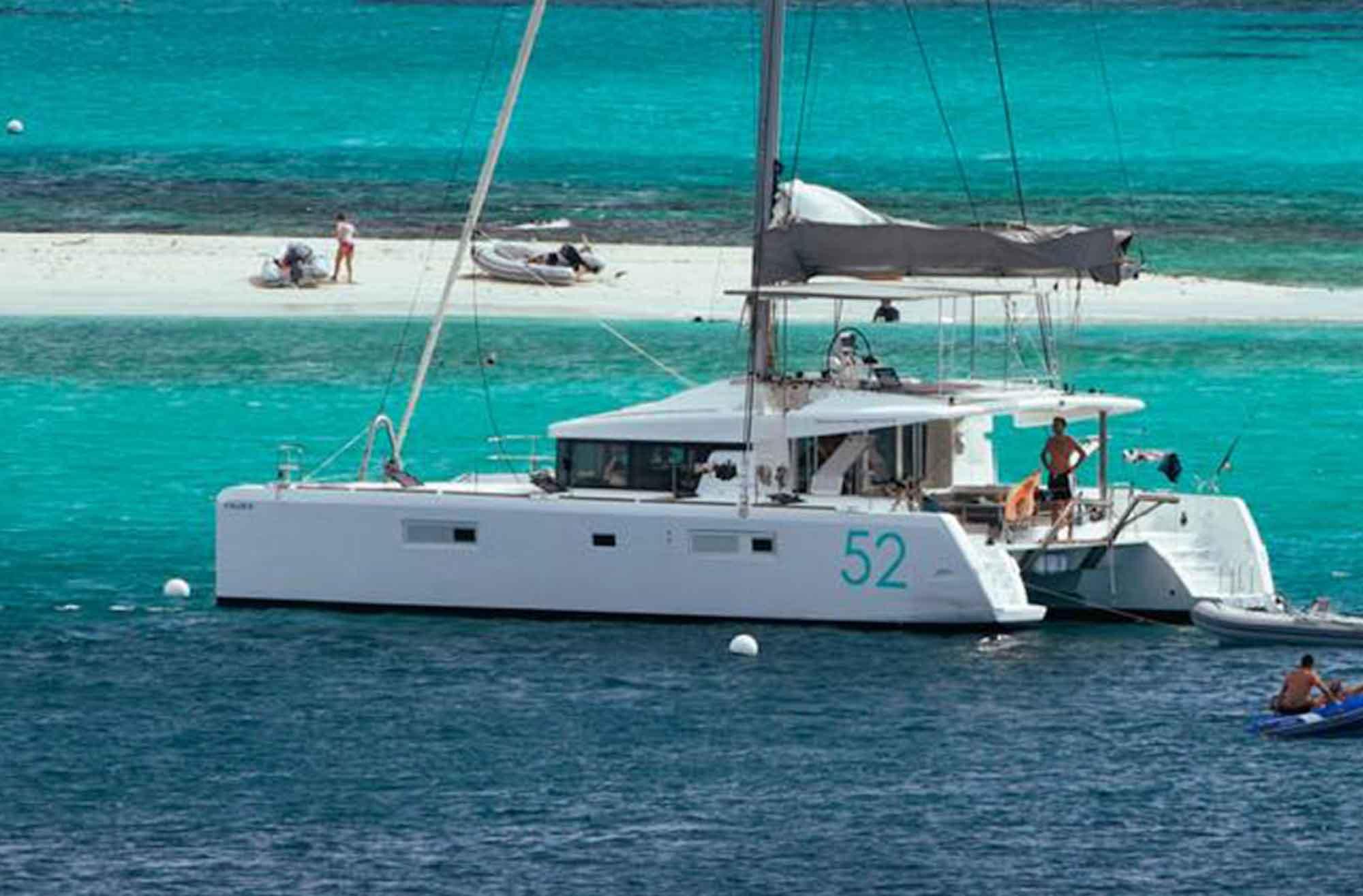 Sail Ionian Yacht Lagoon (52ft)